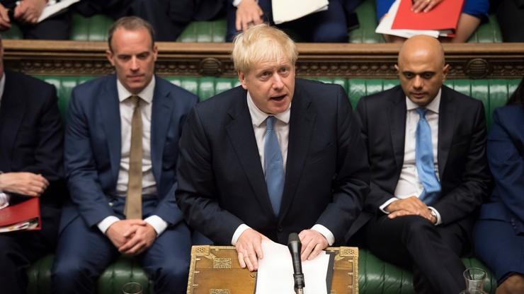 Johnson: umowa wyjścia z UE jest nie do zaakceptowania. Jest odpowiedź głównego negocjatora KE
