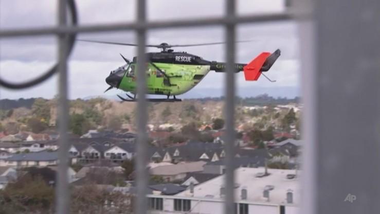 Pięciu turystów z Chin zginęło w wypadku autokaru w Nowej Zelandii
