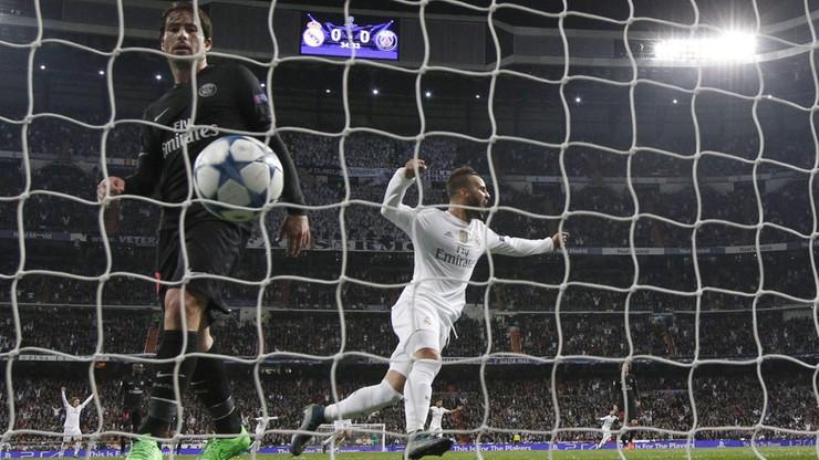 LM: Real pokonał PSG w hicie kolejki. Porażka Krychowiaka