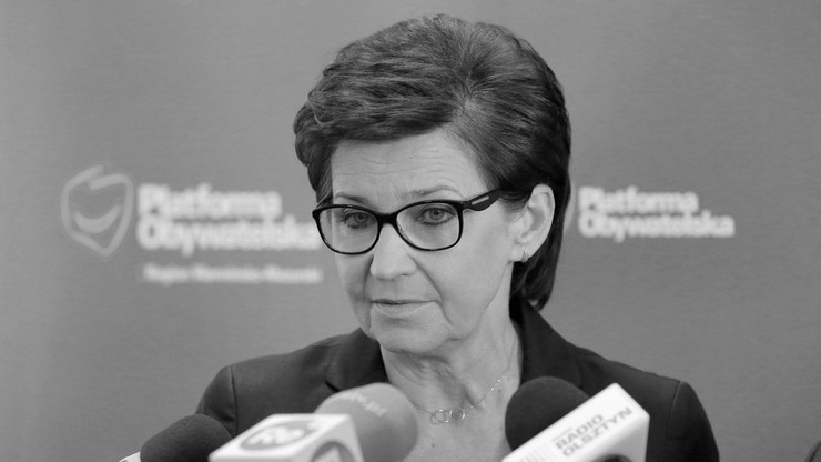 Zmarła posłanka PO. Rodzina podała przyczynę śmierci Anny Wasilewskiej