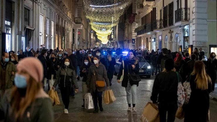 W Rzymie potwierdzono zakażenie nową odmianą koronawirusa