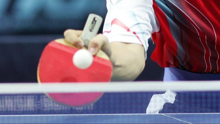 Były mistrz świata w tenisie stołowym poprowadził treningi w Drzonkowie