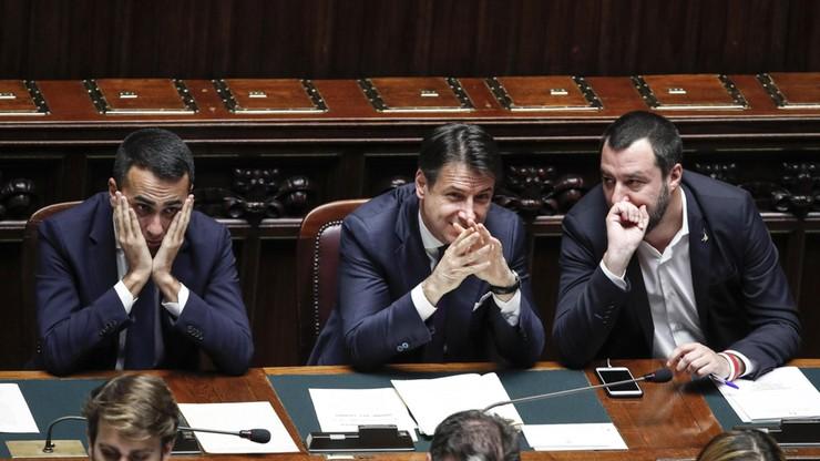 Premier Włoch wykluczył zmiany w budżecie odrzuconym przez KE