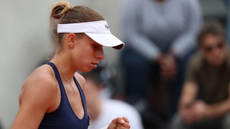 French Open: Obrończyni tytułu rywalką Linette w II rundzie