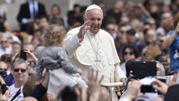 Papież zapowiedział zbiórkę pieniędzy na ludność Ukrainy