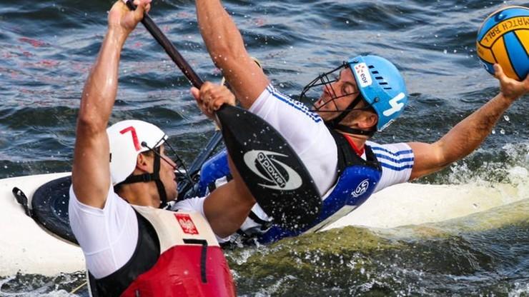 The World Games: Niemki chodziły po... linie przed meczem w kajak polo