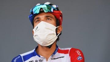 Giro d'Italia: Thibaut Pinot nie wystartuje w wyścigu