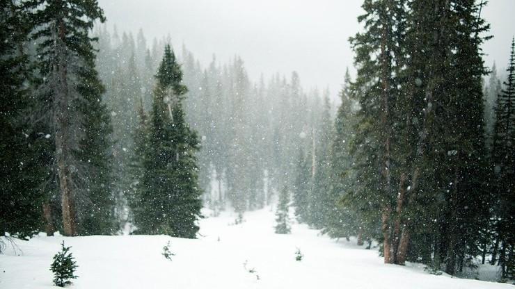 Zawieje i zamiecie śnieżne. Ostrzeżenie dla 12 województw