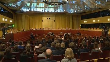 10 minut na przedstawienie stanowiska polskiej prokuratury przed TSUE. Odmówiono przedłużenia czasu