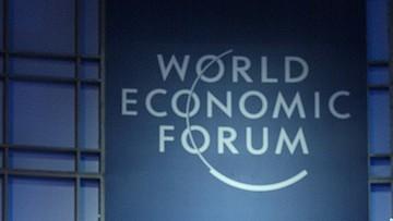 Światowe Forum Ekonomiczne w Davos nie odbędzie się w styczniu