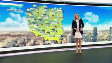 Prognoza pogody - wtorek, 26 października - rano