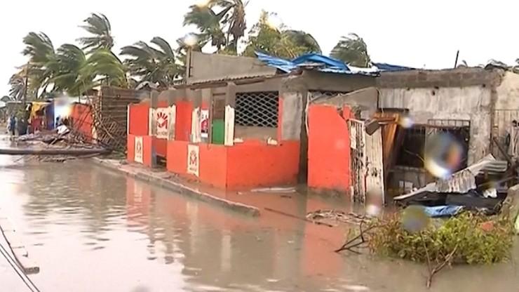 """Potężny cyklon nawiedził południowo-wschodnie wybrzeże Afryki. """"Mogło zginąć około tysiąca osób"""""""