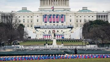 """""""Ameryka Zjednoczona"""". Rusza tydzień inauguracyjny Bidena"""