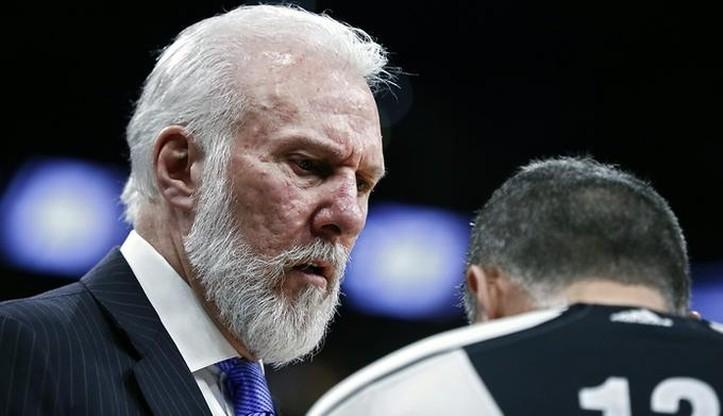 NBA: Popovich i Kerr krytykują przepisy dotyczące posiadania broni w USA