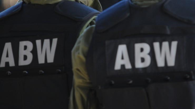Niemiec podejrzany o udział w grupie terrorystycznej. Zatrzymała go ABW