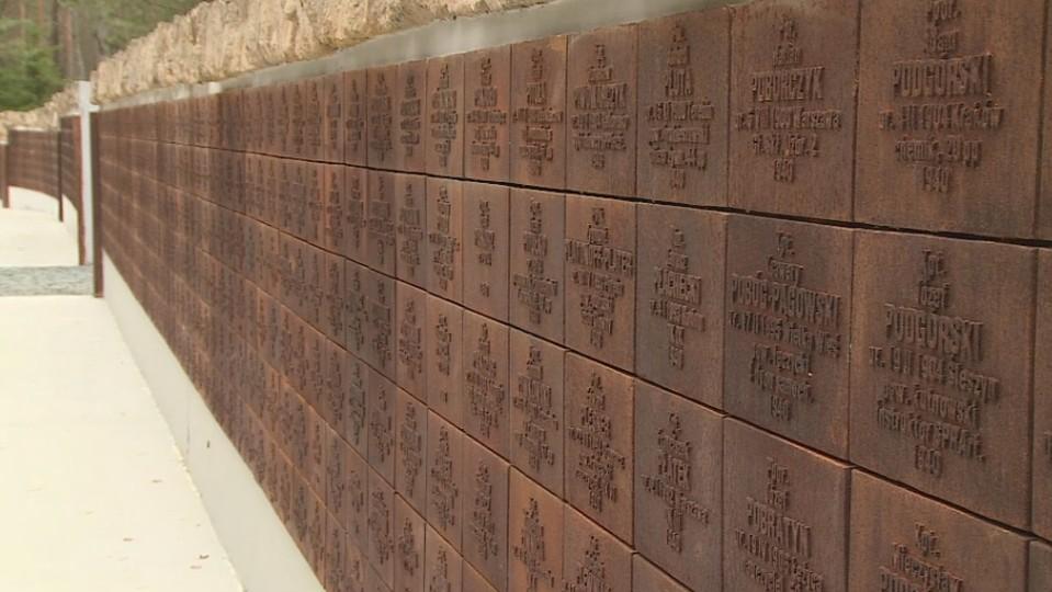 Polski cmentarz w Katyniu