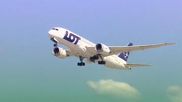 LOT zarabia na lataniu. Przewiózł 5,5 mln pasażerów w 2016 roku