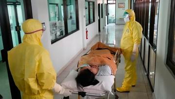 Prawie 45 tysięcy zakażonych koronawirusem. Rośnie liczba ofiar śmiertelnych