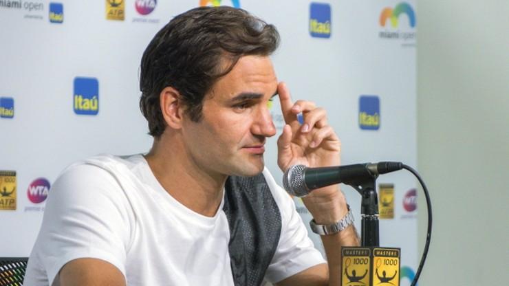 Co za pech! Federer musiał się wycofać z turnieju w Miami