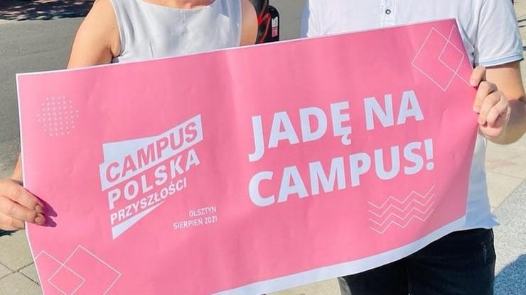 Cichanouska, Timmermans, Tusk wśród gości Campusu Polska Przyszłości
