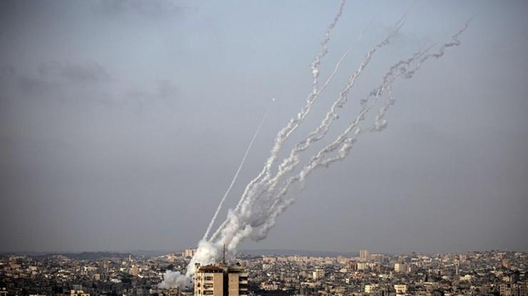 Eksplozje w Jerozolimie. Izrael zaatakowany rakietami ze Strefy Gazy