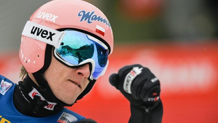 Kubacki drugi w Innsbrucku. Objął prowadzenie w Turnieju Czterech Skoczni