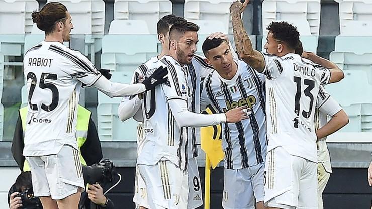 """Serie A: Grande vittoria! """"Stara Dama"""" ujarzmiła Napoli!"""