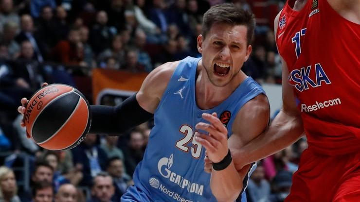 Euroliga: Valencia Basket - Zenit Sankt Petersburg. Transmisja na Polsatsport.pl