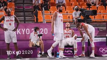 Tokio 2020: Dramatyczna końcówka! Kolejna porażka polskich koszykarzy