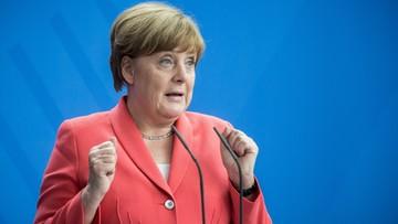 Angela Merkel ostrzega Wielką Brytanię przed Brexitem