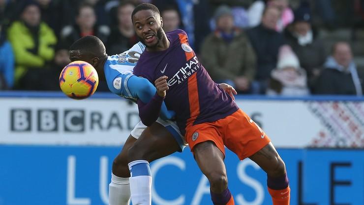 Premier League: Cudu nie było, Huddersfield uległo Manchesterowi City