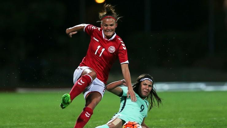 Policjant do reprezentantki Danii: Futbol to nie praca