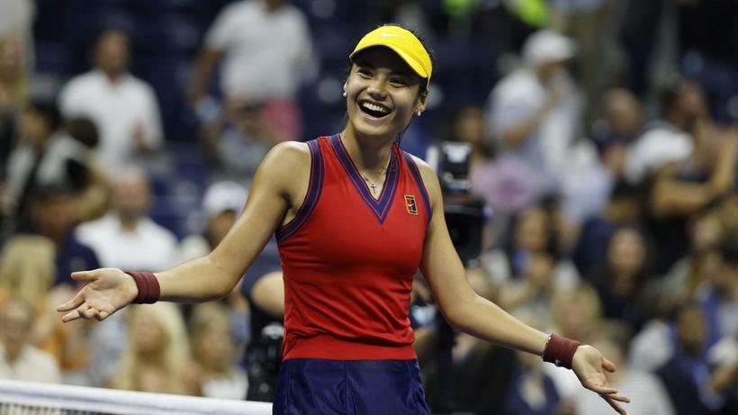 US Open: Raducanu - Fernandez. Relacja na żywo