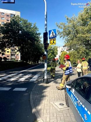 44-latek został zatrzymany przez policjantów z drogówki, a samochód, którym jechał, odholowano na parking