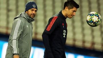 Flick: Lewandowski potrzebuje pomocy w ataku