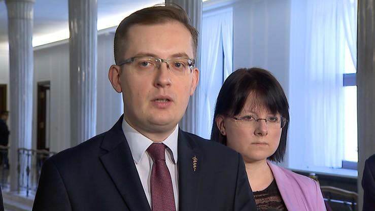 Winnicki liderem listy Konfederacji do PE w okręgu podlaskim i warmińsko-mazurskim