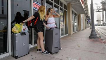 Ponad 5 milionów mieszkańców Florydy wezwano do ewakuacji. Uciekają przed huraganem