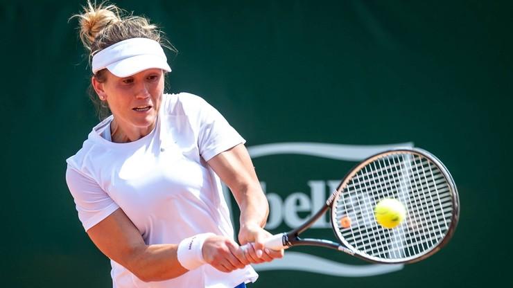 WTA w Hua Hin: Kawa odpadła z turnieju