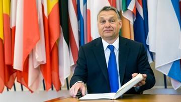 """""""Otwarty atak na suwerenność narodową"""" - Orban o propozycji KE dot. kwot przyjmowania uchodźców"""