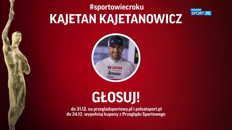 Plebiscyt PS i Polsatu: Sylwetka Kajetana Kajetanowicza