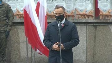 100. rocznica wybuchu III powstania śląskiego. Duda: Górny Śląsk miał fundamentalne znaczenie