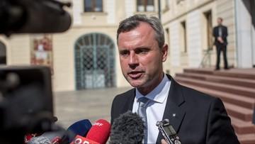 Kandydat na prezydenta chce przyłączyć Austrię do Grupy Wyszehradzkiej