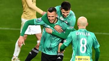 Pekhart show! Cztery gole Czecha dały wygraną Legii