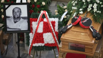 Ostatnie pożegnanie Andrzeja Gmitruka