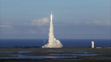 Sonda NASA w drodze na asteroidę Bennu. Historyczna misja