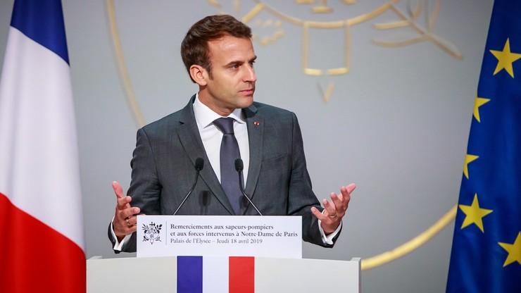 """""""Zaprosiłem papieża do Francji, przybędzie w dogodnym dla siebie czasie"""""""