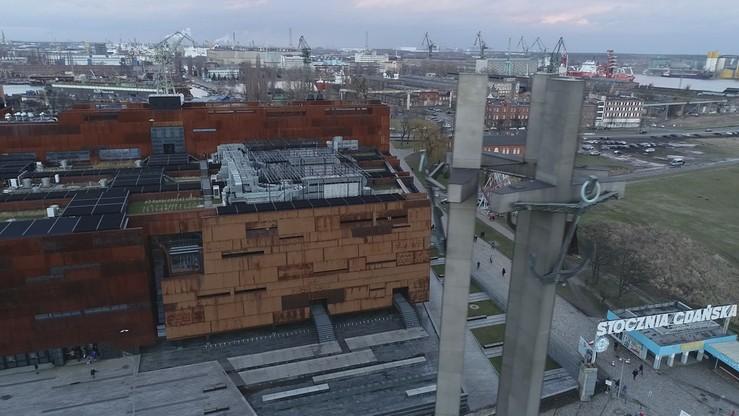 PO apeluje o przywrócenie wyższej dotacji na Europejskie Centrum Solidarności
