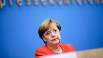 """""""Nie możemy trzymać języka za zębami"""". Merkel zapowiada """"wyczerpujące"""" rozmowy ws. praworządności w Polsce"""