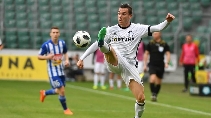 Były piłkarz Legii wylądował w… czwartej lidze