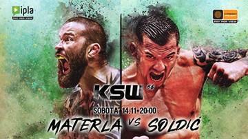KSW 56: Zapowiedź walki wieczoru Michała Materli z Roberto Soldiciem (WIDEO)